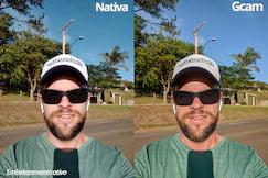 Selfie diurna a favor do sol