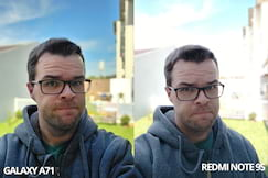 Frontal recorte, cadê o HDR Xiaomi?