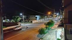 Foto noturna Night Vision