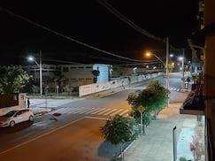 Foto noturna Modo Noturno
