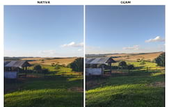 Câmera principal