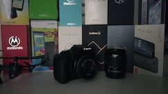 Alcatel A7 - câmera traseira