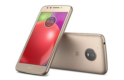 Motorola Moto E4 Dual Chip Android 7.1.1 Nougat Tela 5 ? Quad - Core 1.3GHz 16GB 4G C?mera 8MP - Azul Safira