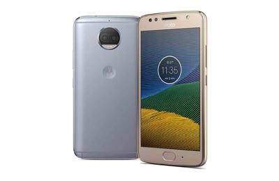 Smartphone MOTOROLA Moto G5s XT1792 32GB Dourado - Dual Chip