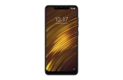 Celular Xiaomi Pocophone F1 Global 6gb / 64gb Black