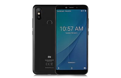 Mi A2 4GB Ram Tela 5.99 64GB Camera Dupla 12+20MP - Dourado