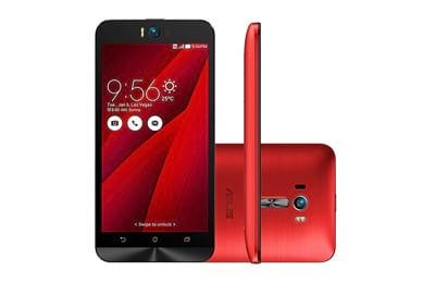 Smartphone ASUS Zenfone Selfie ZD551KL 32GB Prata - Dual Chip