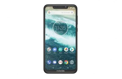 Motorola One 64GB Dual Chip Android Oreo 8.1 Tela 5.9 ´ 2.0 GHz Octa - Core Qualcomm 4G Câmera 13 + 2MP ( Dual Traseira ) - Branco