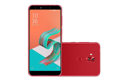 Asus Zenfone 5 Selfie Pro 128GB Dual Chip Android Nougat Tela 6 Snapdragon 630 Octa-Core 4G Câmeras Frontal 20MP + 8MP Traseira 16MP + 8MP 3000mAh - Preto