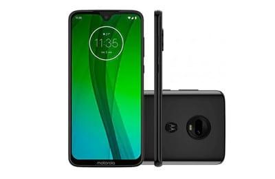 , Motorola, Moto G7 Plus, XT1965 - 2, 64 GB, 6.24 ? , Indigo