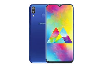 Samsung Galaxy M20 64GB Dual Chip Android 9.0 Tela 6.3 Octa-Core 4G Câmera 13MP + 5MP - Azul