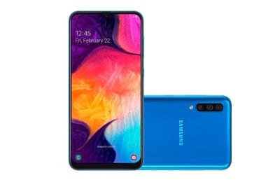 Samsung Galaxy A30 64GB Dual Chip Android 9.0 Tela 6.4 Octa-Core 4G Câmera 16MP + 5MP - Azul