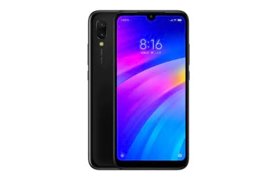 Xiaomi Redmi 7 3Gb Ram Tela 6.26 64Gb Camera Dupla 12+2Mp - Azul