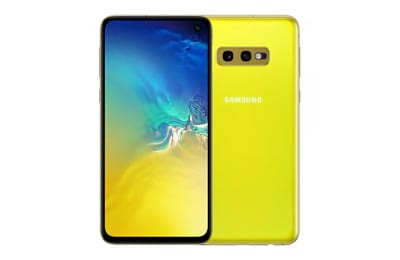 Samsung Galaxy S10e, 128GB, 16MP, Tela 5.8´, Preto - SM-G970F/1DL