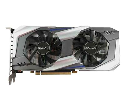 GTX 1060 6GB Galax OC