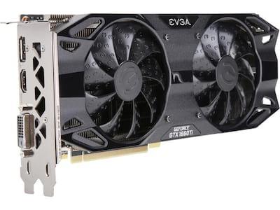 EVGA GTX 1660 Ti XC Ultra