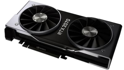 Nvidia RTX 2070 Founders Edition