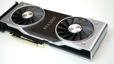 Nvidia RTX 2080 Founders Edition