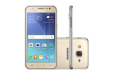 Smartphone SAMSUNG GALAXY J5 J510M 16GB Preto - Dual Chip
