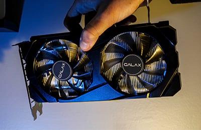 Galax RTX 2060 1-click OC