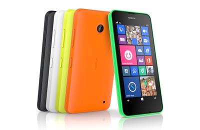 Smartphone NOKIA Lumia 635 8GB Preto Tim - 1 Chip