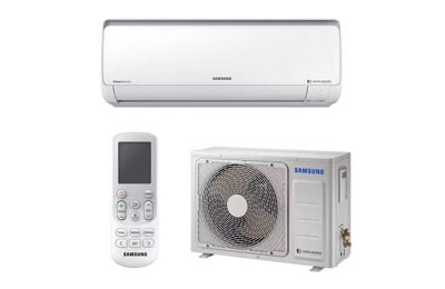 Ar-Condicionado Split Hi Wall Samsung 9000 BTUs Inverter Quente/Frio