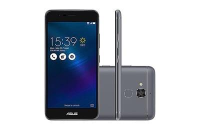 Smartphone ASUS Zenfone 3 Max ZC553KL 32GB Cinza - Dual Chip