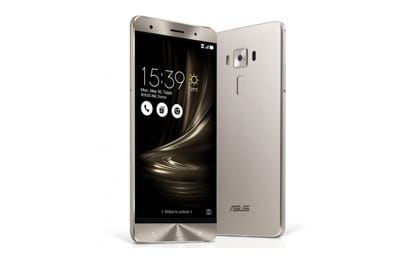 Asus Zenfone 3 Deluxe Snapdragon Dual Chip Android 6 Tela 5.7 ? 64GB 4G Wi - Fi C?mera 23MP - Dourado