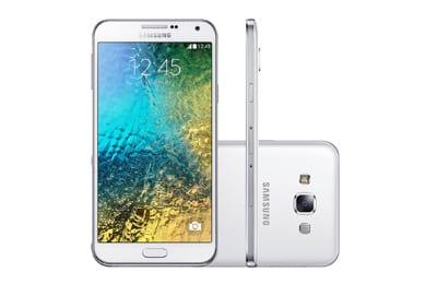 Smartphone SAMSUNG GALAXY E7 E700 16GB Preto - Dual Chip