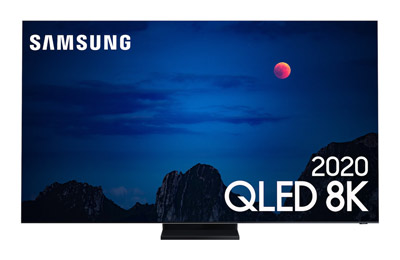 Samsung Smart TV QLED 8K 75 - Q950TS