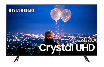 Samsung Smart TV Crystal UHD - TU8000