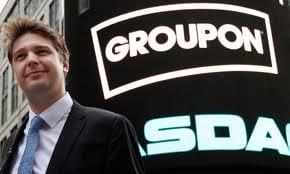 CEO do Groupon é demitido