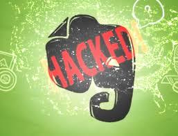 Usuários do Evernote são as novas vítimas de hackers