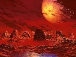 Cometa poderá atingir Marte em 2014