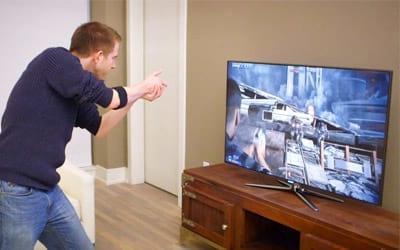 MYO: Um super controle para tudo baseado em gestos