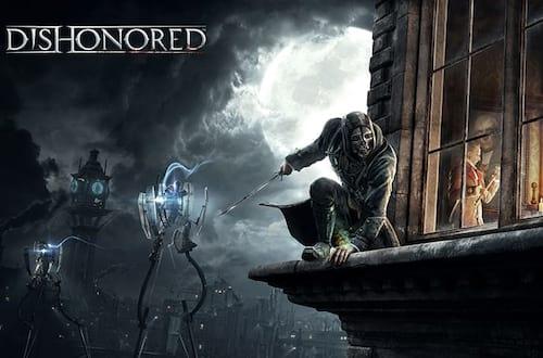 Dishonored ganha prêmio de melhor jogo no BAFTA
