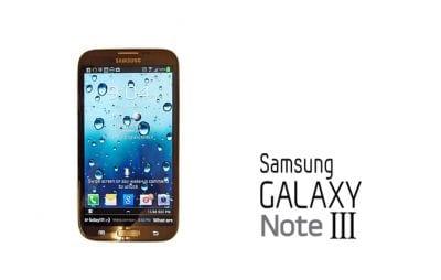 Galaxy Note 3 deverá vir com tela de 5,9 polegadas FullHD