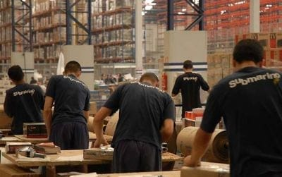 Até 2015, B2W irá abrir 10 novos centros de distribuição