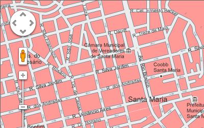 Alterando as cores do Google Maps com Javascript