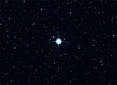 Estrela Matusalém é a estrela mais antiga do universo, diz a NASA