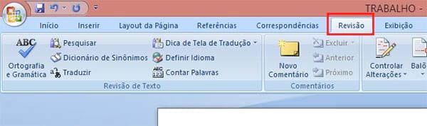 Como bloquear a edição de um documento do Word
