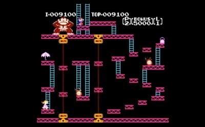 Filha pôde jogar com princesa após pai hackear Donkey Kong