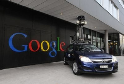 Google irá desembolsar US$ 7 mi por coletar dados pessoais através do Street View