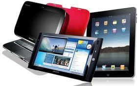 Este é o ano dos tablets Android!