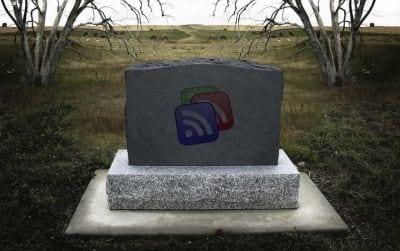 Google reader vai terminar em julho
