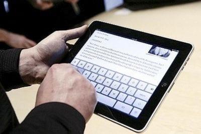 iPad cover terá bateria para recarregar o aparelho