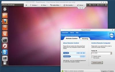 TeamViewer 8 é lançado para Linux com novidades