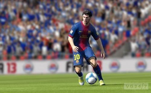 ATENÇÃO: Eletronic Arts anuncia redução no preço do game FIFA 13