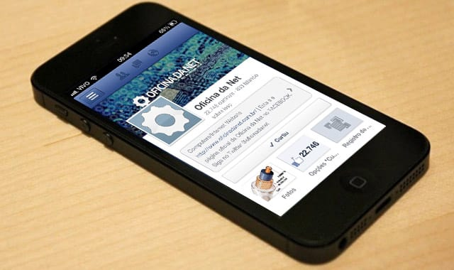 Redes Sociais cada vez mais móveis