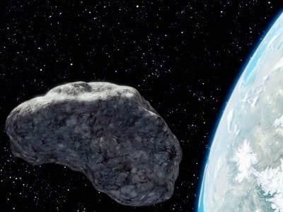 Rezar é a única alternativa quando asteroides estiverem próximos a Terra, diz diretor da Nasa